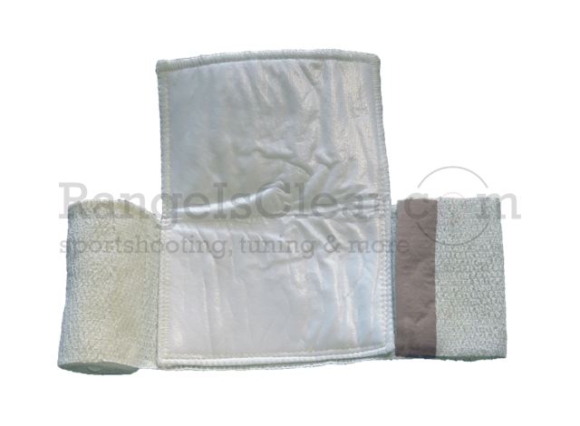 First Aid Hemostatic Bandage 100x4500mm
