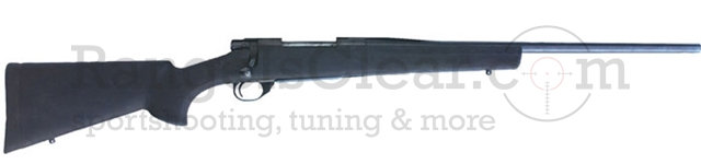 "Howa 1500 Std. .308 Win 22"" Gewinde - black"