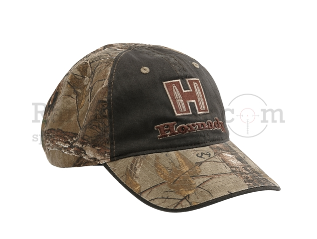 Hornady Cap Real Tree Camouflage