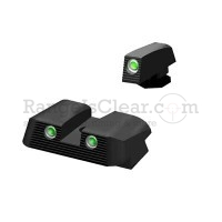 HiViz Glock Nitesight Tritium Set GLN129