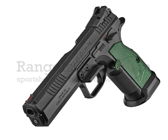 CZ TS 2 Racing Green - 9x19