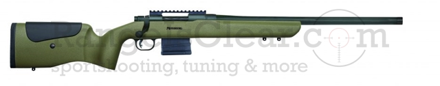 Mossberg MVP LR .308 Win Threaded Barrel