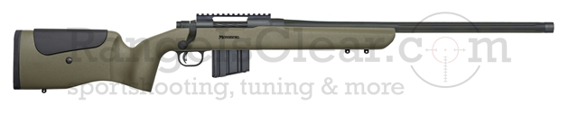 Mossberg MVP LR .223 Rem Threaded Barrel