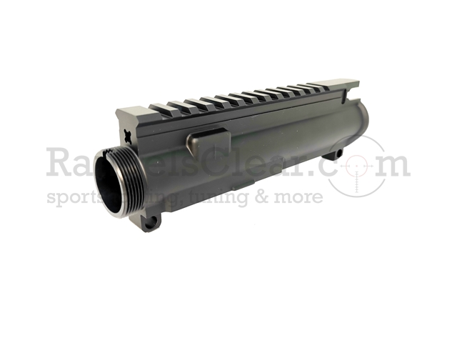 AR15 Upper Receiver stripped black