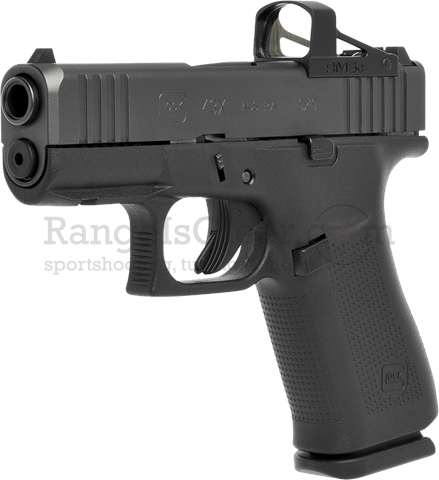 Glock 43X MOS R/FS 9x19 inkl. Shield Sight RMSc