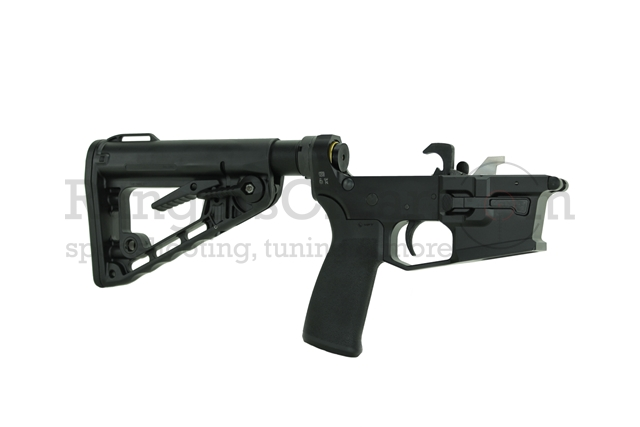 T73 TAC-9 AR-15 Gen 2 9mm Lower komplett