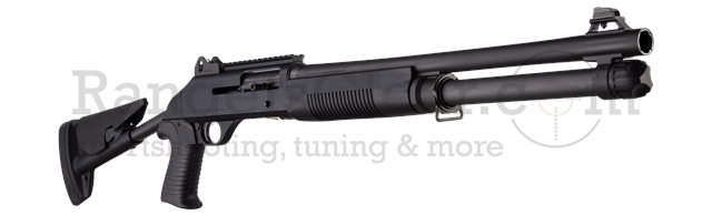 Benelli M4 Super 90 Tactical Teleskopschaft 12/76