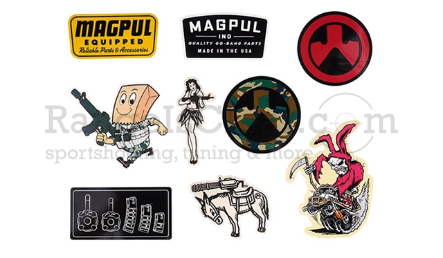 MagPul Sticker Pack 9 pieces
