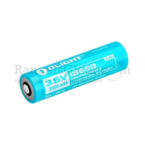Olight Battery 18650 for H2R - 3000mAh