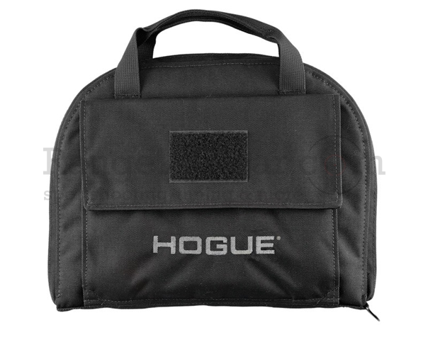 "Hogue Medium Pistol Bag 9"" x 12"" - Black"