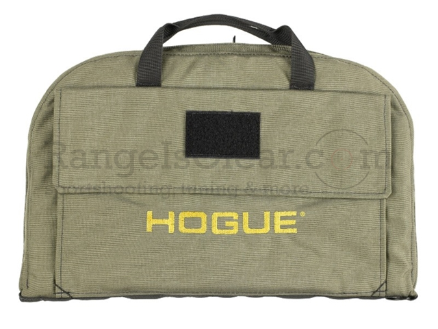 "Hogue Large Pistol Bag 10"" x 16"" - OD Green"