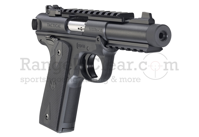 "Ruger Mark IV 22/45 Tactical 1/2""x28 UNEF"