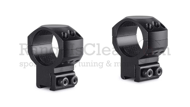 Hawke Tactical Ring Mount 9-11mm, 30mm, high