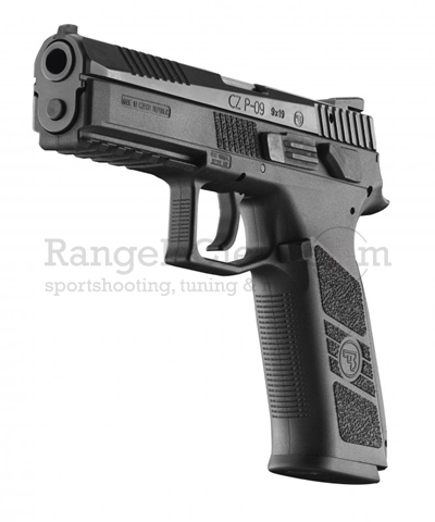 CZ P-09 Decocker / Safety 9x19 black
