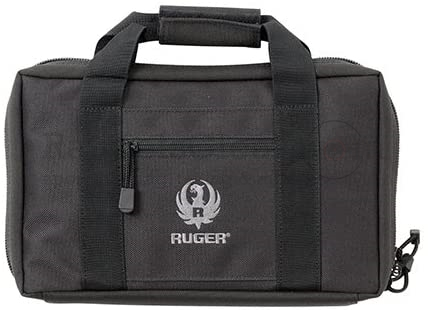 Allen Double Handgun Bag RUGER - Black