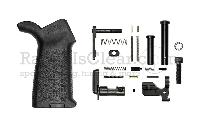 Aero Precision M5 MOE Lower Parts Kit Minus FCG